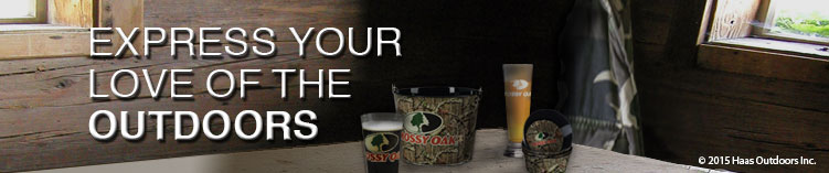 Mossy Oak®: Express Your Love of the Outdoors