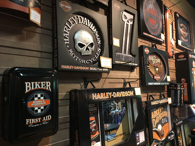 The House Of Harley Davidson Products
